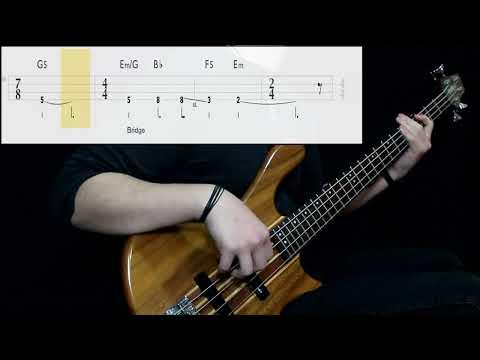 Soundgarden  Black Hole Sun Bass  Play Along Tabs In