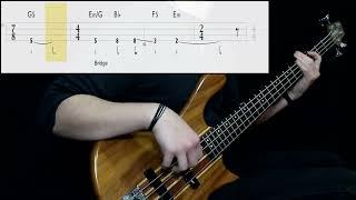 Soundgarden - Black Hole Sun (Bass Cover) (Play Along Tabs In Video)