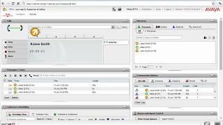Avaya IP Office one-X® Portal - Make Calls