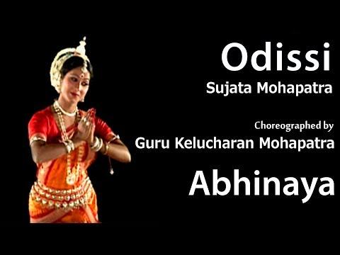 Kede chhanda janelo sahi... Abhinaya in Odissi by Sujata Mohapatra | Kelucharan Mohapatra