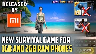 New Survival Game for 1gb and 2gb Ram Phones | Xiaomi : Millet Shootout Game Review