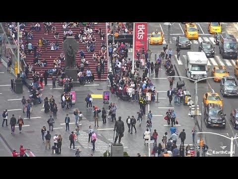 EarthCam Live: Times Square Crossroads Cam
