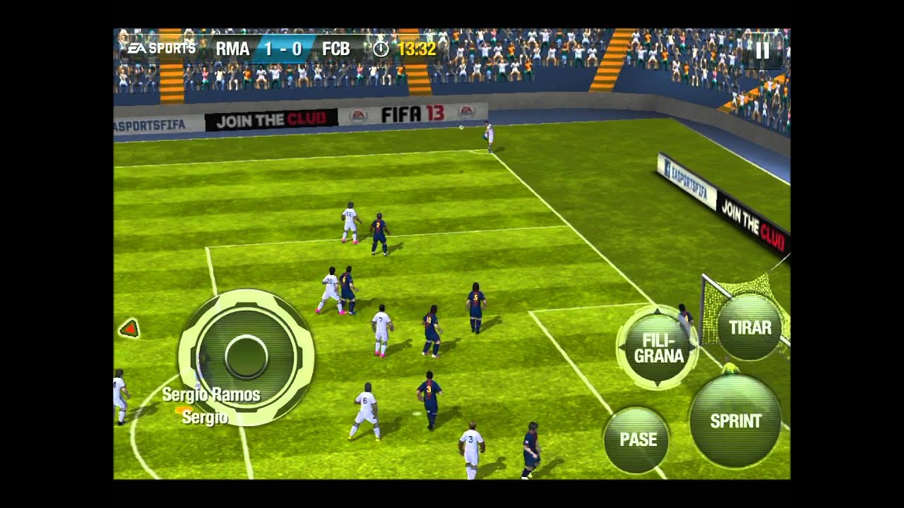 fifa 13 ios android