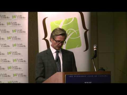 Economic Club of Canada, Jim Davidson