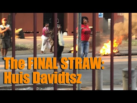 EFF TERRORISES Old Age Home into EVACUATION | South Africa: Huis Davidtsz