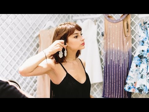 TIFF Rising Stars: Sophie Desmarais  Brought to you by Topshop