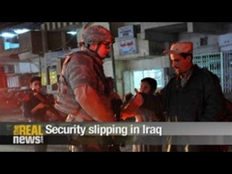 Security slipping in Iraq