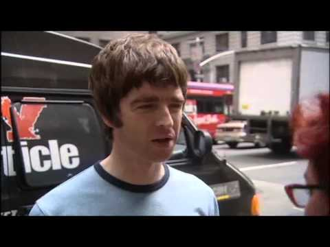 Noel Gallagher gives his opinion on gangsta rap