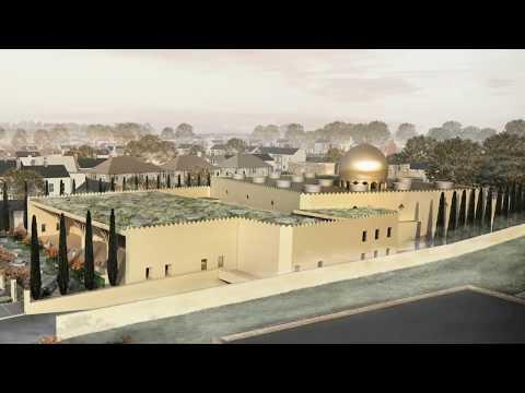 The New Cambridge Mosque (Animation)