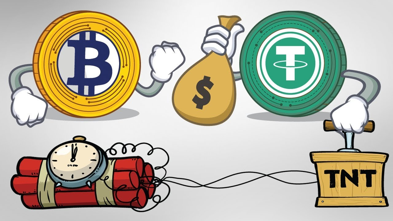 Cryptocurrency Tether accused of being a scam and pumping up Bitcoin