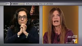 Otto e mezzo - Berlusconi, fine di un