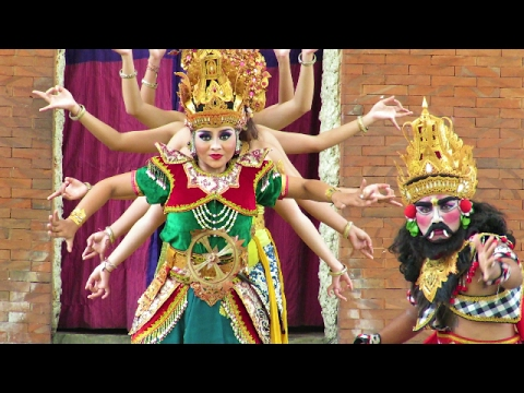 Bali tour | Balinese Dance | HD