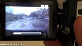 Видеообзор видеорегистратора X-vision F-1000