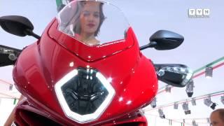 EICMA 2013 - La Turismo Veloce di MV Agusta
