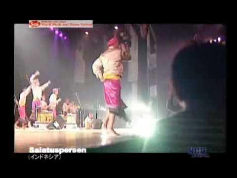 saratuspersen @ shimin kaikan (2), world music and dance festival hakodate japan