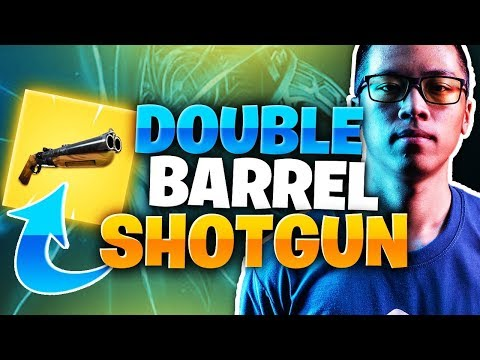 LE NOUVEAU POMPE(DOUBLE BARREL SHOTGUN)FORTNITE BATTLE ROYALE ! - KINSTAAR GAMEPLAY thumbnail