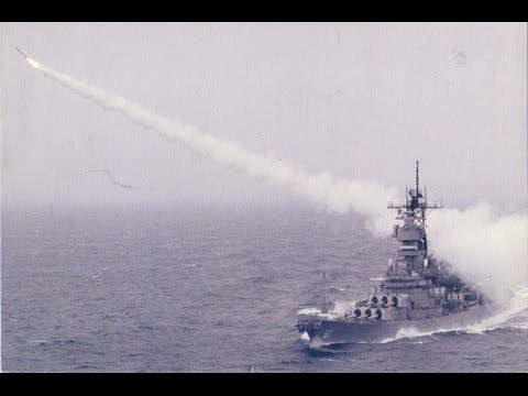 A Call To Crisis - The USS Missouri in Desert Storm