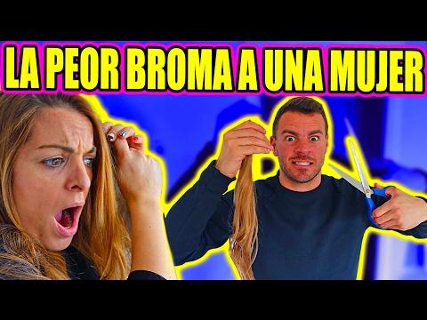 LA PEOR BROMA A UNA MUJER!!!   ·VLOG·
