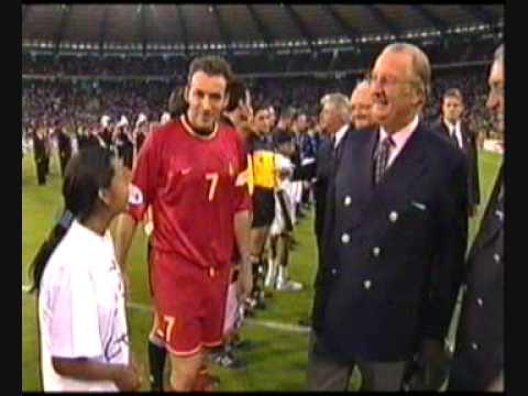 WK kwalificatie 2002 Rode Duivels