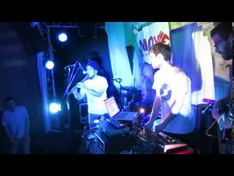 Dub Across Borders -  Antchi Dub (Live)