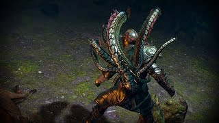 Path of Exile: Hydra Wings