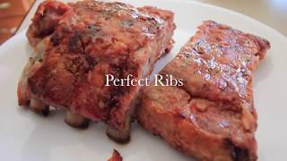 Finger Lickin' Ribs - Ranch N' Cookin' Gluten Free Cooking & Recipes