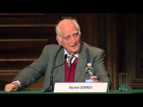 Conférence Michel Serres - Pres héSam - 29 janvier 2013