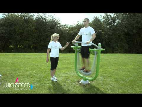 Space Walker - Outdoor Gym Equipment