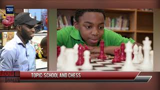 The Four Walls EP 05: Chess and Education
