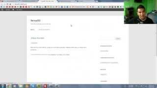 Como solucionar el problema,  login de wordpress en 000webhost. Mp3