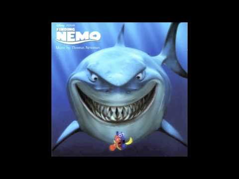 Finding Nemo Score- 04 - First Day -Thomas Newman
