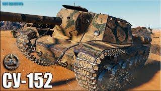 ТОП статист НАГИБАЕТ на советской ПТ 7 лвл ✅ World of Tanks лучший бой СУ-152