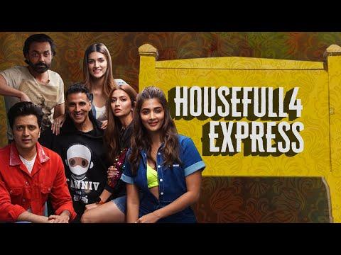 Housefull 4 |Housefull 4 Express|Akshay|Riteish|Bobby|Kriti