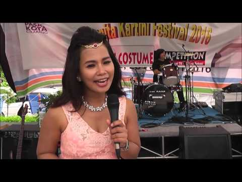 Anisa Bahar With Murni Feat dr Ferfinand New golden band at Cikarang Jababeka- Ping me