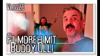 Vlog #26 - Filmdreh mit Buddy Olli