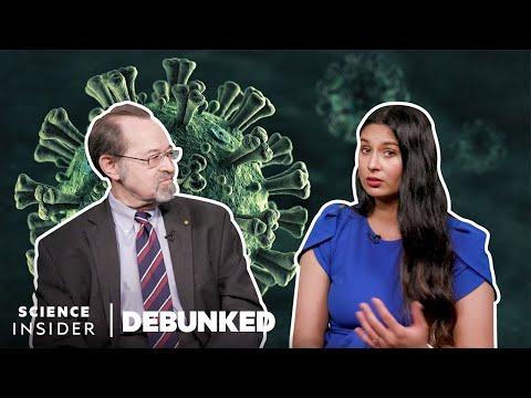 Pathologists Debunk 13 Coronavirus Myths
