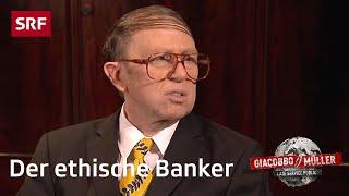 Der ethische Banker | Giacobbo / Müller | SRF Comedy