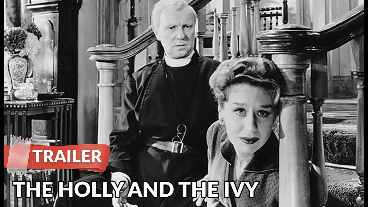 Classic Old Movie : The Holly And The Ivy 1952