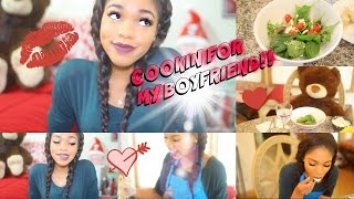 COOKING FOR MY BOYFRIEND!?!?!? Thumbnail