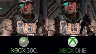 Halo: Anniversary | Xbox 360 VS Xbox ONE | Comparativa grafica