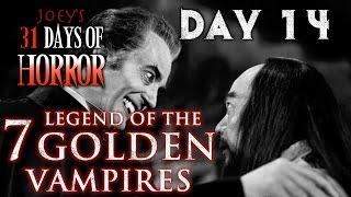 31 Days of Horror - The Legend of the 7 Golden Vampires (1974)