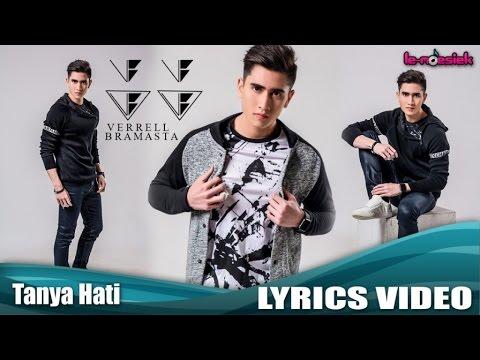 Verrell Bramasta - Tanya Hati (Official Lyric Video)