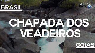 CHAPADA DOS VEADEIROS | VIAJE COMIGO 107 | FAMÍLIA GOLDSCHMIDT