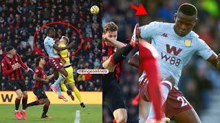 JIONEE GOLI LA SAMATTA DAKIKA YA 70 GOLI LA KICHWA Bournemouth 2-1 Aston Villa