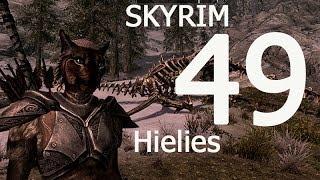 Skyrim 49 Древнее знание Выяснить где находится Древний свиток Посетить коллегию Винтерхолда Скайрим