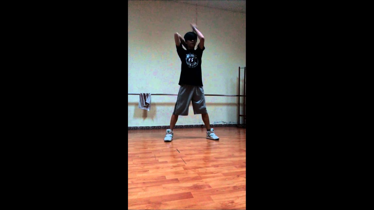 Waacking Dance Freestyle | Crazy-L | New Way Crew - YouTube