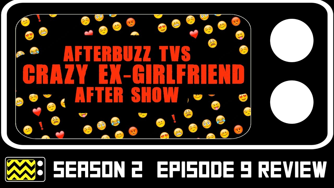 Download Crazy Ex-Girlfriend Season 2 Episodes 8 & 9 Review & After Show | AfterBuzz TV