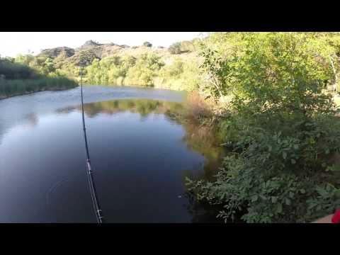 Malibu State Park - Fishing