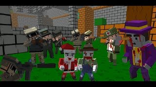 New Pixel Gun Warfare Mobile PlayThrough