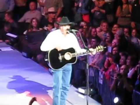 george-strait---all-my-ex's-live-in-texas---new-orleans-2013